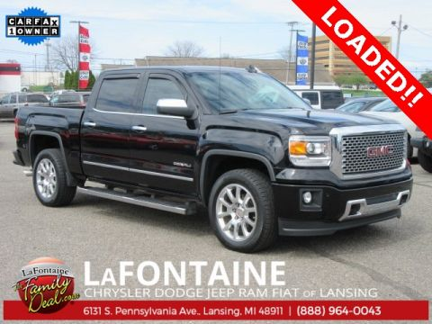 93 Used Vehicles in Stock | LaFontaine Chrysler Dodge Jeep Ram FIAT