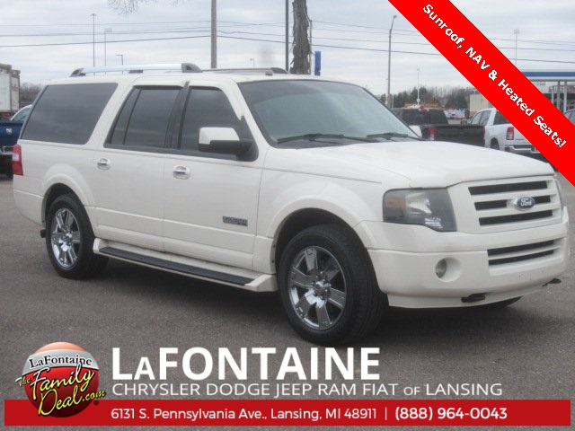 ford expedition 2007 el limited